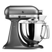 KitchenAid - Artisan Köksmaskin 4,8 L + tillbehör Grafit metallic