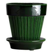 Bergs Potter - Simona Kruka/fat 14 cm Grön emerald
