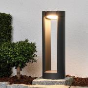 Justerbar LED-sockellampa Dylen